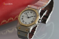 CARTIER Santos OCTAGON Automatic -- SOLD --